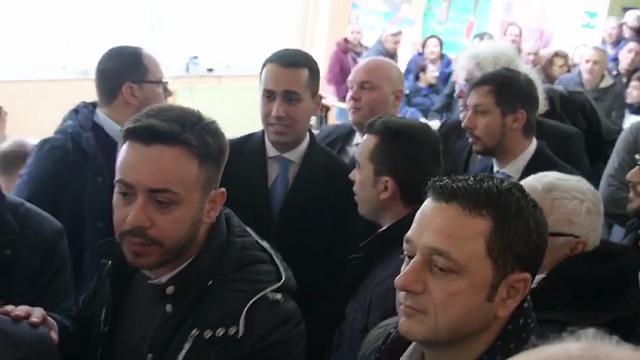 Di Maio: voto post-ideologico, inizia la Terza Repubblica