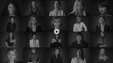 Da Jane Fonda a Chiara Ferragni, il messaggio delle donne per le donne