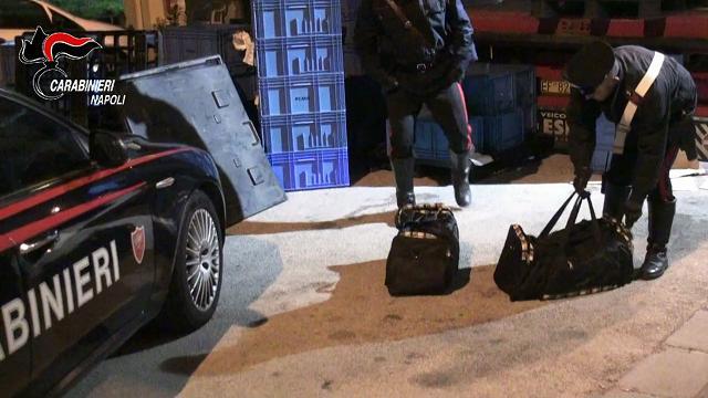 Maxi traffico di droga: arrestati nella notte 29 narcos