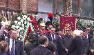 Strage di via Fani, la cerimonia di commemorazione a 40 anni dal rapimento Moro