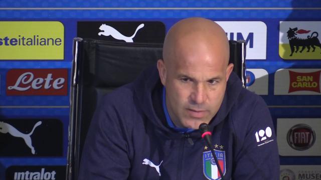 Nazionale calcio, Di Biagio: ''Buffon con noi per giocare, non solo per aggregare''