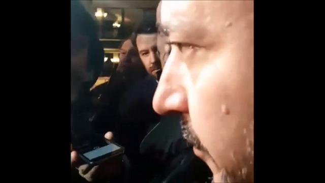 """Salvini a Udine: """"Tondo? Lasciatemi ancora qualche ora"""""""