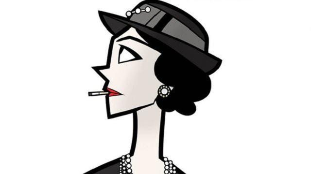 Il mito della moda a fumetti: la vita illustrata di Coco Chanel