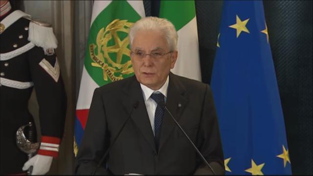 """David, Mattarella: """"Violenza sulle donne insopportabile, grazie a chi denuncia"""""""