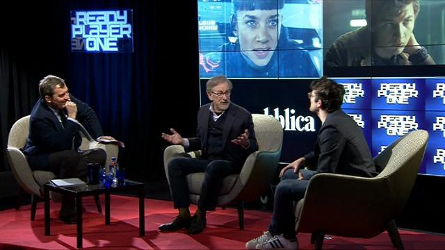 """Spielberg si racconta: """"Un film è come un figlio, difficile lasciarlo andare"""""""