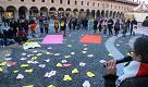Vigevano, Libera in piazza ricorda i morti di mafia
