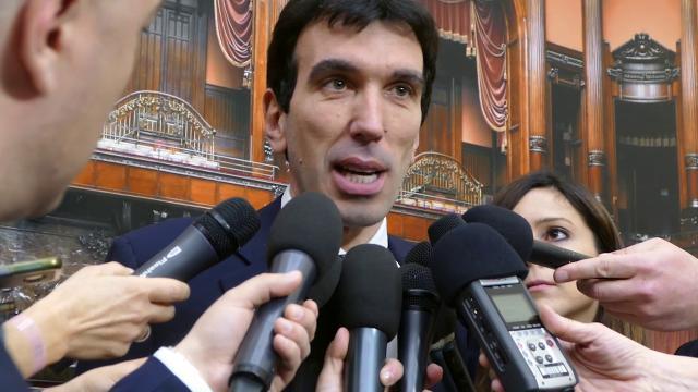 """Presidenza Camere, Martina (Pd): """"Renzi parla di caminetti? Si chiama collegialità"""""""