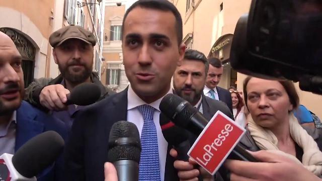 Incarico esplorativo Casellati, Di Maio: ''Primo passo cruciale per l'esecutivo''