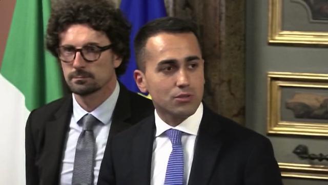 """Consultazioni, Di Maio: """"L'idea di un governo col centrodestra è fallita, Salvini decida in fretta"""""""