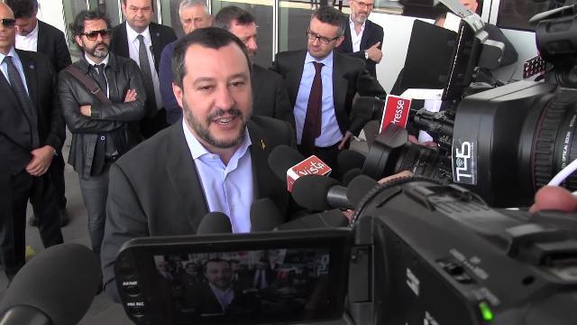 """Governo, Salvini: """"In campo in prima persona per evitare la fregatura del governo tecnico"""""""