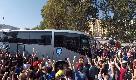 """""""Napoli torna Campione"""", la città accompagna la squadra verso il big match con la Juve"""