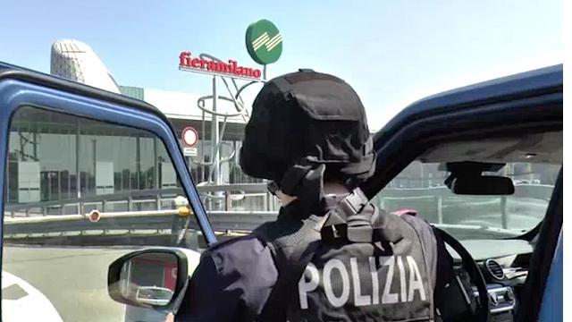 Milano: 37 arresti dall'inizio del Salone del Mobile, i controlli della Polizia