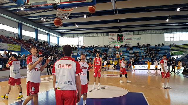 Basket: riscaldamento per l'Alma a Montegranaro