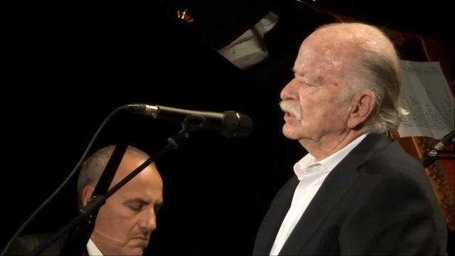 Sassari, Gino Paoli incanta il pubblico del Comunale