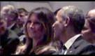 Usa, Obama fa sorridere Melania: lo scatto diventa virale