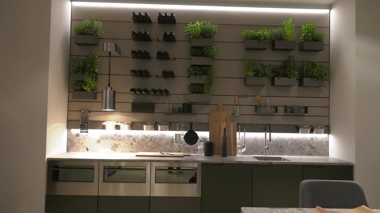 Scavolini crea la cucina di Cracco - Video Huffingtonpost