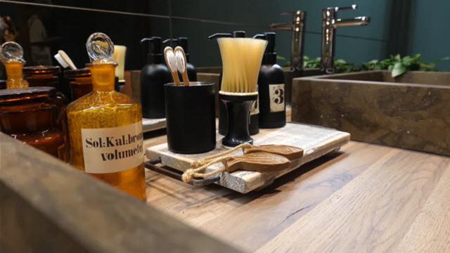 Salone del Mobile 2018: il nuovo legno di Devina Nais