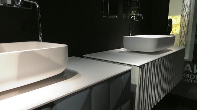 Salone del Mobile 2018: il bagno diventa spa con Geromin