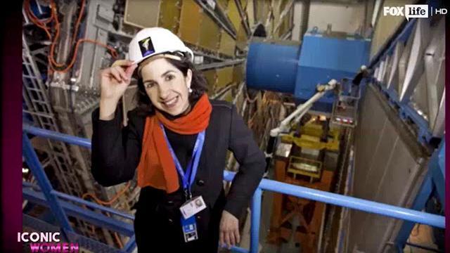 Iconic Women, l'ultima puntata con l'icona della fisica: Fabiola Gianotti