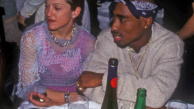 Madonna e la lettera che Tupac le scrisse per lasciarla: andrà all'asta contro la sua volontà