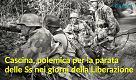 Cascina (Pisa), polemica per la parata delle Ss nei giorni della Liberazione