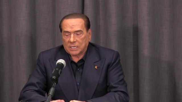 Conflitto d'interessi, Berlusconi: ''Da Di Maio linguaggio da esproprio proletario anni '70, M5s appartiene a una srl''