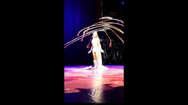 I migliori artisti del Cirque du Soleil e del Nouveau Cirque arrivano a Livorno