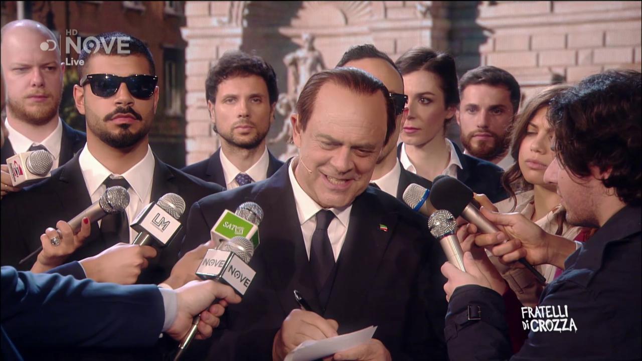 Fratelli Di Crozza Da A Silvio A Il Cinque Maggio Berlusconi E