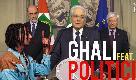 Consultazioni, i politici cantano il rap di Ghali: il video diventa virale
