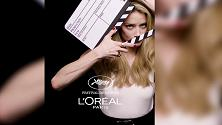 Cannes, make-up anni '40 per Amber Heard: la preparazione prima del red carpet