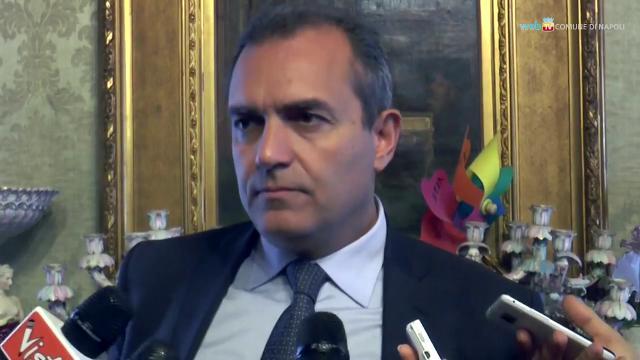 Napoli, incontro De Luca-De Laurentiis: altri 20 mln per lo stadio