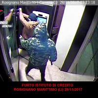 I carabinieri catturano la banda degli svaligiatori di banche