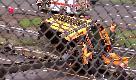 Usa, scontro tra uno scuolabus e un camion: la polizia sul luogo dell'incidente