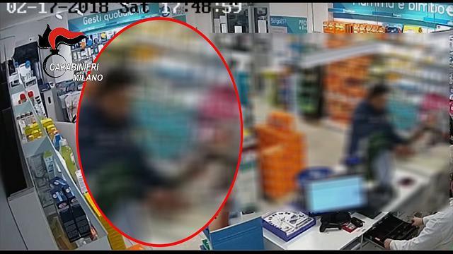 """Presa la """"banda dei machete"""": 9 rapine  a farmacie di Milano e dintorni in 3 mesi"""