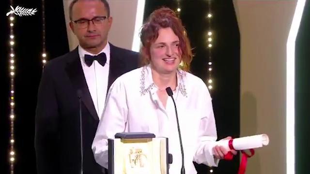 Cannes, miglior sceneggiatura ad Alice Rohrwacher per 'Lazzaro felice': il discorso della regista