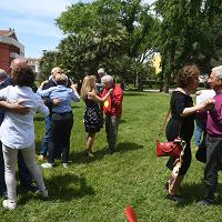 Tangoterapia per la Giornata mondiale del Parkinson