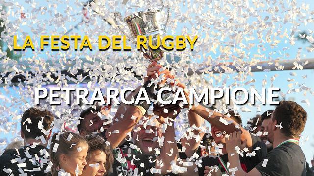 Rugby. La festa del Petrarca per il tredicesimo scudetto