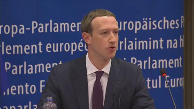 """Facebook, Zuckerberg si scusa al Parlamento UE: """"Non abbiamo fatto abbastanza"""""""