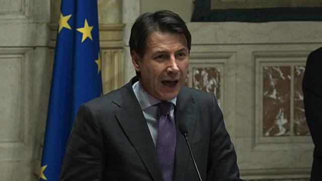 Governo, Conte: ''Ministri che proporrò saranno politici, come il sottoscritto''