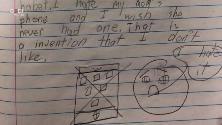 """Usa, """"Odio il cellulare di mia madre"""": il tema di un bimbo di 7 anni diventa un caso"""