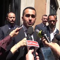 """Governo, Di Maio: """"Savona? Non parlo di nomi, spettano a Colle e premier"""""""