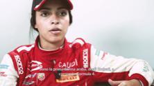 """Motori, la prima pilota araba che corre per l'emancipazione femminile: ''Ho sempre gareggiato contro gli uomini. Sogno la Formula 1"""""""