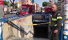 Roma, falso allarme esplosione nel metrò B: l'arrivo di ambulanze e vigili del fuoco