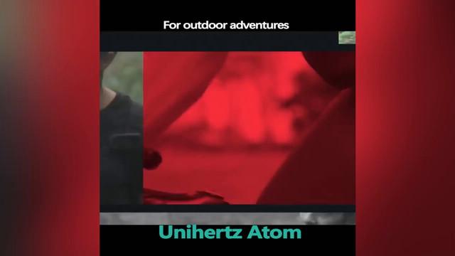 Unihertz Atom, lo smartphone che sta in un palmo della mano