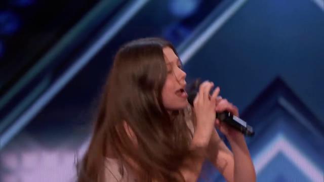 Usa, è nata una stella: 13enne sconvolge e incanta i giudici del talent show