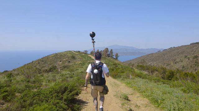 "Ecco ""Elba Smart Exploring"", la mappatura virtuale dei percorsi elbani"