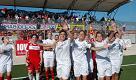 Calcio femminile, la Pink Bari conquista la finale e canta Bella ciao