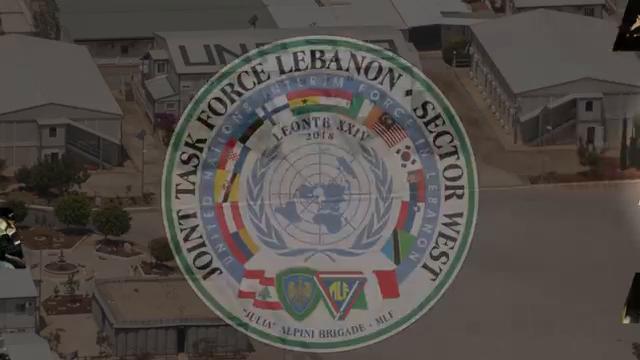 Libano, militari italiani della missione Leonte XXIV pattugliano le strade