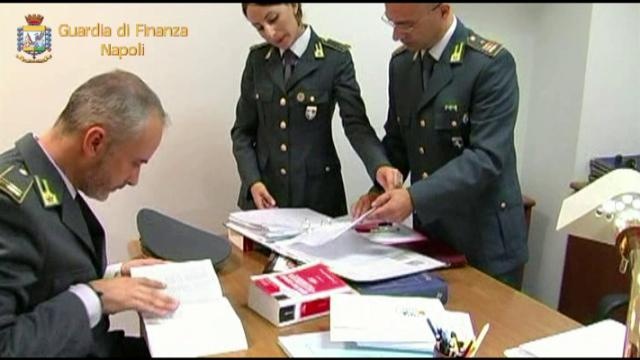 Napoli, Guardia di finanza scopre frode per 150 milioni