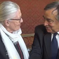 """Vanessa Redgrave: """"Salvini studi diritti dei rifugiati"""". Orlando: """"Il vicepremier come Hitler"""""""
